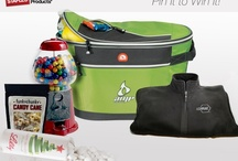 Staples Promotional Products' PIN IT TO WIN IT Contest. / by Joan Ducar