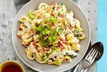 Pasta recipes  / Pasta recipes the whole family will love