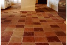 FLOORS: terracotta Brioni / All the products are made in Gonzaga - Mantua (Italy)