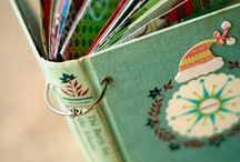 Scrap | Christmas / Resources for simple holiday memory keeping, including December Daily ideas.