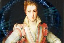 Shakespeare's England: the fashions in my fiction - book 4 of The Time Mistress Series / Where the 4th book in my romantic, time-travel series, The Time Duchess, is set. http://www.georginayoungellis.com/
