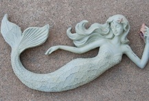 Mermaids and Women of the Sea / by Sandra Rosell