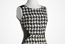 Bold Black and White / by K&G Fashion