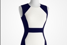 Navy and White / Our favorite spring neutrals are striking when paired together!  / by K&G Fashion