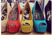 Peep Toe Pumps / by K&G Fashion