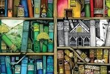 Books, Books & More Books!