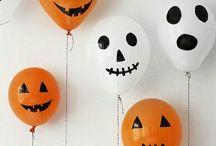 Celebrar Halloween (fiestas - DIY)