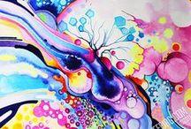 Art Inspired. / Fantastic Paintings. Murals. Sculptures. Drawings. Sketches.
