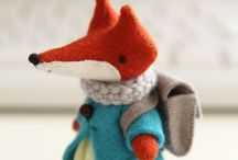 Foxy! / Those crafty foxes!