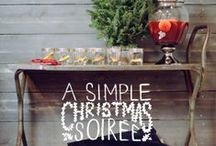 CHRISTMAS / christmas inspirations, foods, decoration etc.