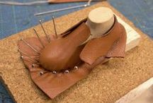 BJD Shoes Patterns / Collecting how to make doll shoes