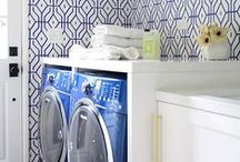 Home Decor. Laundry. Mudroom.