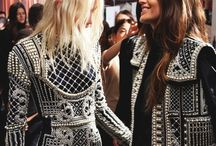 Balmain Obsessed. / All About Balmain….Beautiful. The Details.