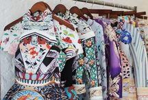 Mary Katrantzou. / Mary Katrantzou. Those Patterns. Mixing Prints. The Colour. The Shapes!