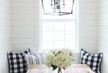 Dining Fit for a King (or Queen!) / Take a look at our top picks of dining rooms from across Pinterest and beyond.