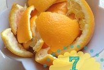 Orange DIYS