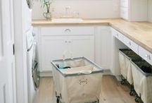 Wash 'n' Go / Looking to renovate your laundry room but don't know where to start? Take a look at some of these photos for an idea.