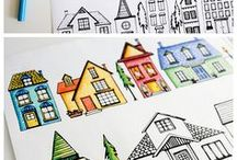 Printable Fun! / Coloring pages and other printable activities for kids (and adults).