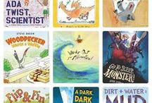 Book Lists / Lists of picture books, middle grade books, and young adult books.