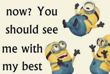 Minions / Pictures of minions!