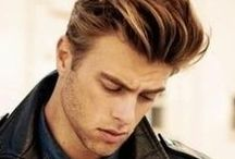 For My Man. / Mens Style. Hair Inspiration. Looks for him.