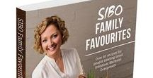 SIBO Family Favourites Cookbook / SIBO Family Favourites Cookbook contains over 60 recipes for people treating Small Intestinal Bacterial Overgrowth (SIBO). It is full of recipes the whole family will love.