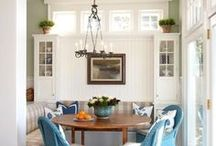 Dining Room Loving / by From My Front Porch To Yours