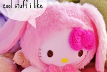 HELLO KITTY IS MY BFF / by Melissa | Julia's Bookbag