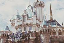 DISNEY LOVE / Disneyland first love