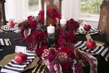 Centerpieces and Tables: Weddings / by Belle Memorie