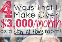 Frugal Tips for Moms / Fun & creative frugal living ideas to make it easy for busy moms to save money! / by Meagan Paullin