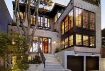 Dream Home Exteriors / Architecture and landscape  / by Rina Vela Interior Design