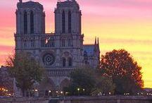 J'adore Paris / by Rina Vela Interior Design