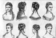 hairstyles and hairdos / by Teresa Lima
