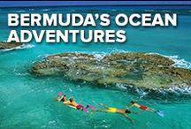 Bermuda Ocean Adventures / Bermuda's sparkling turquoise water isn't just good looks. There's plenty of fun activities and adventure in Bermuda's aquatic playground. Dive in!
