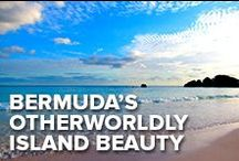 Otherworldly Island Beauty / From turquoise water and pink sandy beaches to majestic creatures and poetic scenery, Bermuda isn't beautiful - it's Bermudaful!