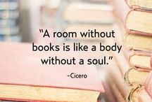GIVE YOUR BOOKS A HOME / Bookcases and Reading Inspiration