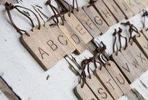 Monogram / by Erica @ Sakao Leather