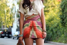 Fashion 3 (and Style inspiration)