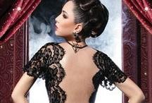 Amazing dresses...