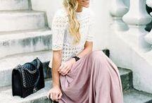 Mostly modest fashion