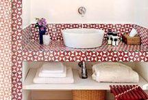 Bathroom Designs / by Rina Vela Interior Design