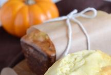 Autumn Foods | Pumpkin / by Kelly Douglas