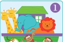 Animal Program / The Animal Program is the first program in the 40 week series. It is a 10 week early learning program with worksheets, weekly early learning videos and learning cards.
