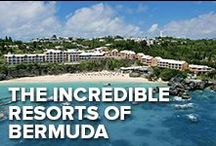 The Incredible Resorts of Bermuda / From luxury resorts to intimate, family-owned cottage inns, Bermuda's hotels & resorts are fit for any type of vacation. Find your perfect Bermuda.