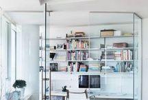 Office + Studio Space / by Rina Vela Interior Design