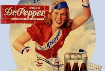 Vintage Soft Drink Advertisements / Vintage ads for soft drinks! (((Please-Follow me or my boards for unlimited pinning! Thank you!)))