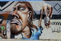 Street Art / by Jojomojo