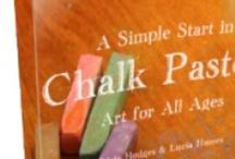 Education- Chalk Pastels
