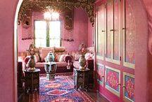 Pink + Purple / Color Inspiration  / by Rina Vela Interior Design